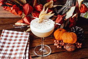 Last Call for Morelos seasonal cocktail drink at WeHo Bistro