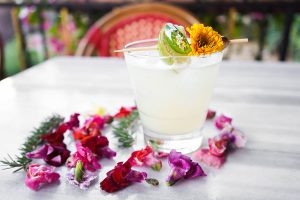 Beautiful cocktails in West Hollywood by WeHo Bistro